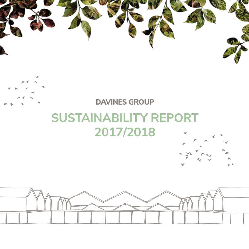 DAVINES SUSTAINABILITY REPORT 2018